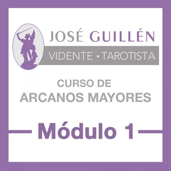 Curso Tarot Arcanos Mayores Mod.1