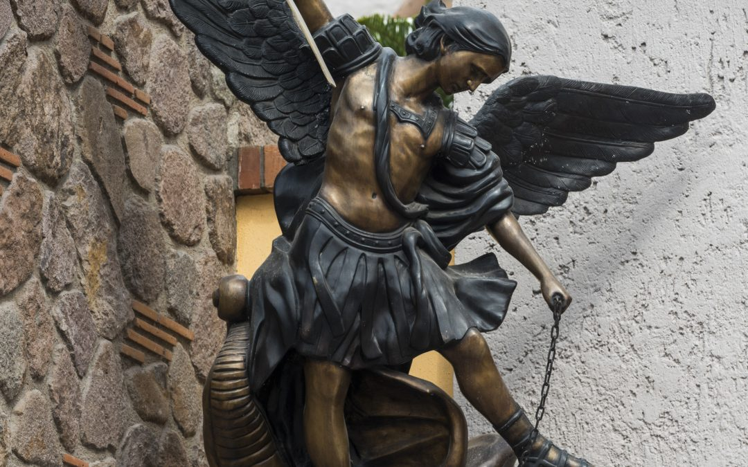 La Espada de San Miguel Arcángel