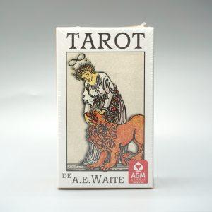 Baraja de Tarot A. E. Waite.