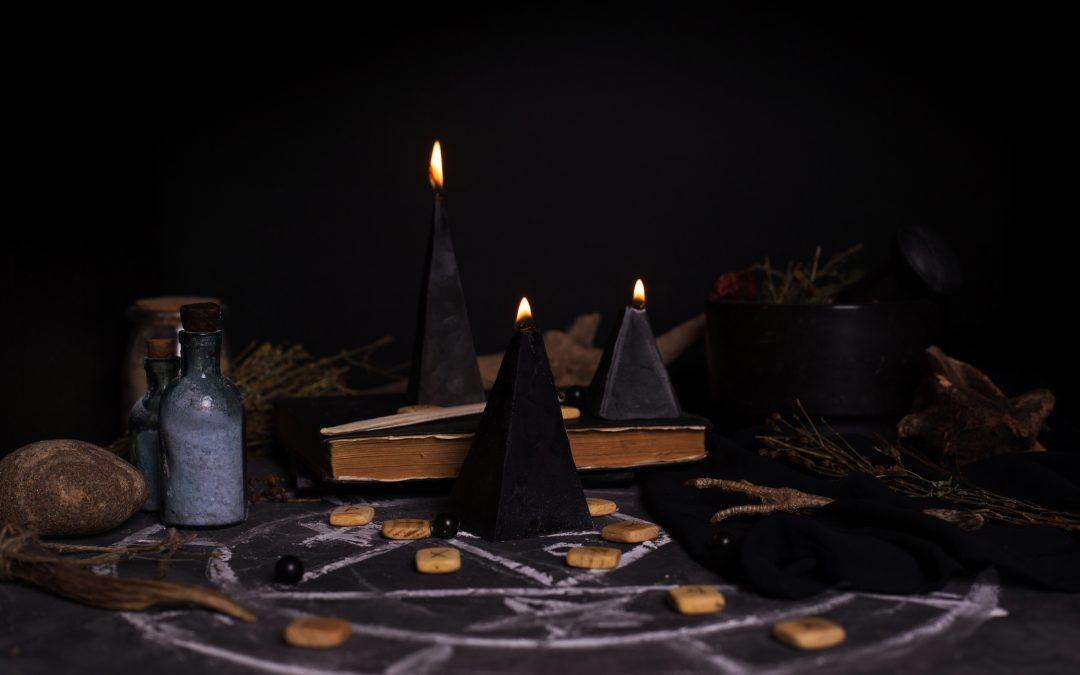 Historia de las brujas en España