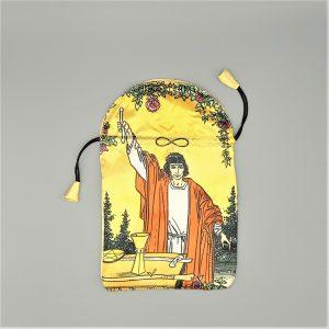 bolsa para cartas de tarot